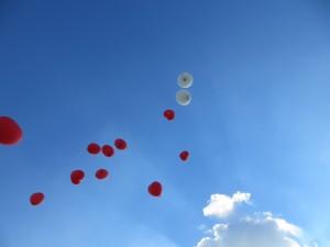 Asverstrooiingsballonnen
